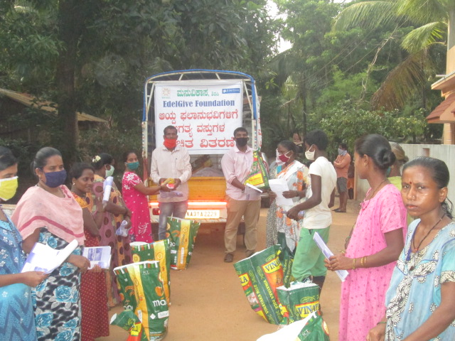 Food Kit distribution